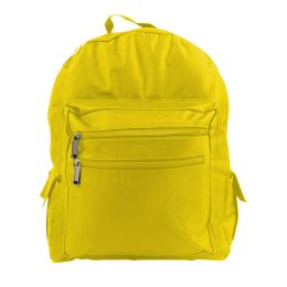 11676 Backpack Yellow