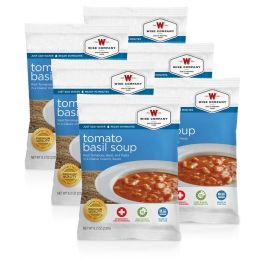 NEW Tomato Basil Soup Cook in the Pouch - 6 PACK